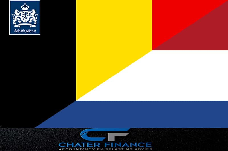 تقوم سلطات الضرائب البلجيكية بإرسال طلبات للحصول على معلومات إلى البلجيكيين البلجيكيين مع صاحب عمل هولندي.