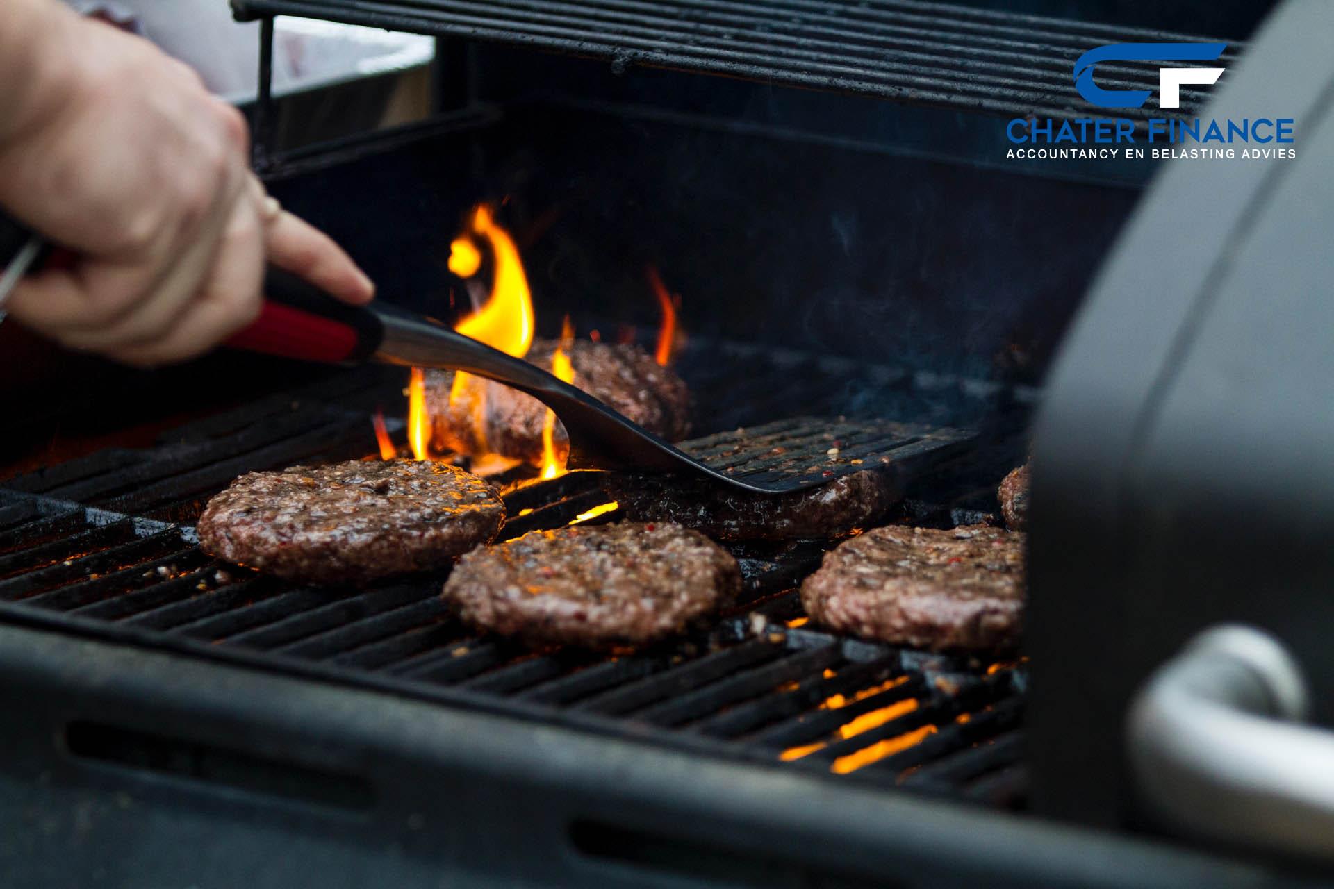 Werkkostenregeling en de zomerbarbecue